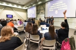 Attendees at a Millennial Nuclear Caucus event at Idaho National Laboratory.