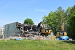 Tearing down structure at ETTP