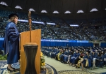 CESER A/S Evans addresses new WVU graduates