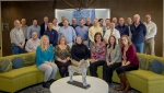 Leaders of the Portsmouth/Paducah Project Office and Four Rivers Nuclear Partnership, the Paducah Site's deactivation and remediation contractor, partner to achieve EM's mission safely and compliantly.