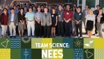 Working together, the NEES team has made notable discoveries about nanoscale electrochemistry and architectural design of energy storage materials.