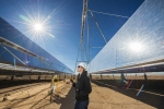 solar tower test facility at sandia national laboratory