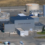 aerial photo of advanced test reactor