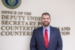 NNSA Graduate Fellow Jonathan Gill