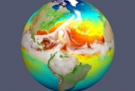 climate simulation by livermore national lab