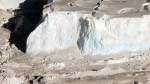 The Thwaites Ice Shelf in West Antarctica is one of the largest regional contributors to sea level rise.