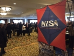 A scene from the January 2019 NNSA job fair in Arlington, Virginia.