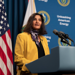 Dr. Rita Baranwal Assistant Secretary of the Office of Nuclear Energy