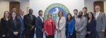 NNSA Administrator Lisa E. Gordon-Hagerty with the Mid-Level Leadership Development Program (MLDP) graduates.