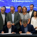 U.S. Secretary of Energy Rick Perry and Founder of the Weill Family Foundation, Mr. Sandy Weill, signed a Memorandum of Understanding to formally initiate a public-private partnership for artificial intelligence (AI), neurological disorders, and related s