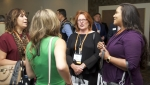 Photo from the DOE Summer '19 New Mexico Small Business Expo Networking Part 1.