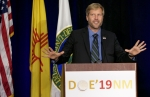 Photo from the DOE Summer '19 New Mexico Small Business Expo General Session Part 2.