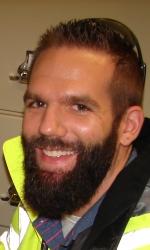 Zak Lafontaine, facility representative for EM's Portsmouth Gaseous Diffusion Plant site.