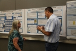 The EM Nevada Program held its sixth groundwater technical information exchange recently, providing a peer-to-peer forum for EM and its contractors to share research, results, and other expertise related to groundwater at or near the Nevada National Secur