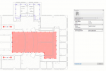 "Systems Analysis allows Revit users to quickly group building regions into thermal zones and connect those to different types of HVAC systems. In this image, the ""Core East"" zone is connected to a VAV air handler."