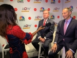 CNBC Africa anchor Fifi Peters interviewed Assistant Secretary for Fossil Energy Steven Winberg and Assistant Secretary for Bureau of Energy Resources Francis Fannon
