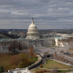 Photo of the U.S. Capitol Building.