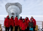 Under Secretary For Science Paul Dabbar Visits South Pole Telescope in Antartica