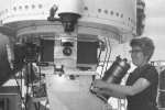 Vera Rubin operated the 2.1-meter telescope at Kitt Peak National Observatory, Kent Ford's spectrograph is attached.