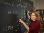 Distinguished Scientists Fellow Sally Dawson from DOE's Brookhaven National Laboratory works to understand the properties of the Higgs Boson discovered using the ATLAS experiment at CERN.