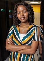 Juliette Ugirumurera works at NREL