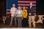 Swift & Staley Inc. employees accept the EHS Today America's Safest Company award in Dallas, Texas