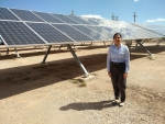 Sakshi Mishra is an energy researcher working on the nexus of energy systems and artificial intelligence at the National Renewable Energy Laboratory