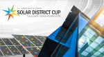 Solar District Cup graphic