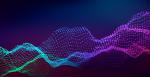 Quantum internet banner graphic