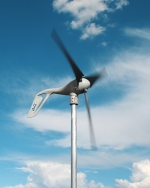 Distributed wind, small wind turbine