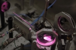 Lasers are used to create an indestructible optical fiber out of plasma that helps researchers confine a separate laser pulse as it travels through the plasma.