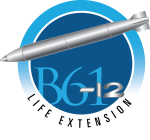 B61-12 Life Extension Program logo