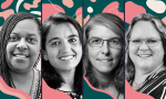 Header image for women in STEM posters