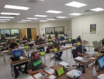 The final class of commissioning technicians recently completed the classroom portion of their in-depth systems training