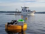 MHK technologies in the ocean.