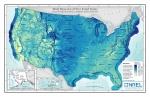 U.S. Wind Power Resource at 100-Meter Hub Height