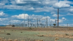 Site of the Southern Ute Indian Tribe's Oxford Solar Project. Photo by Dennis Schroeder, NREL