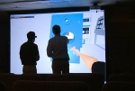Training through use of virtual reality technology at Savannah River National Laboratory.