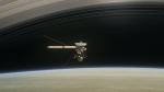 Cassini around Saturn
