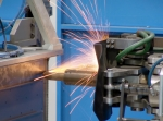 Robotic welding is vital to auto manufacturing, but double checking the welds is done by hand. Infrared technology promises to make it a whole lot easier. | Photo by Ripley Engineering used with permission.
