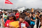 STEM education days at Solar Decathlon