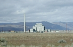 This photo shows the B Reactor -- the world's first large-scale plutonium production reactor -- in Hanford, Washington, part of the Manhattan Project National Park. | Photo courtesy of the Energy Department.