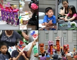 Save the date for the Asian Pacific American Heritage Month Family Day at the Smithsonian! This year it will be at the National Museum of American History on Saturday, May 4, 2013. More details to come.