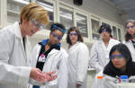 On Tuesday March 22, 2016 we're hosting a twitter chat on Women in STEM. | Energy Department photo.
