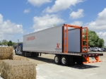 Kelderman self-loading trailer
