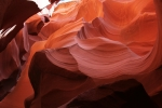 "Antelope Canyon is a picturesque slot canyon near Chris Deschene's boyhood home in the LeChee Chapter of the Navajo Nation. | <a href=""https://www.flickr.com/photos/airflore/14931030891/in/photostream/"">Photo courtesy of Flickr user Airflore.</a>"
