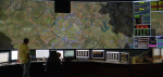 The control room at Austin Energy