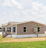 Highly efficient Building America test house in Russellville, AL. Photo Courtesy: Levy Partnership