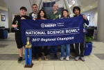 Baton Rouge Magnet High School Team 1 will move on to the National competition