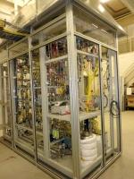 Battelle's hydrotreatment system converts bio-oil into biofuel. Photo courtesy of Battelle.